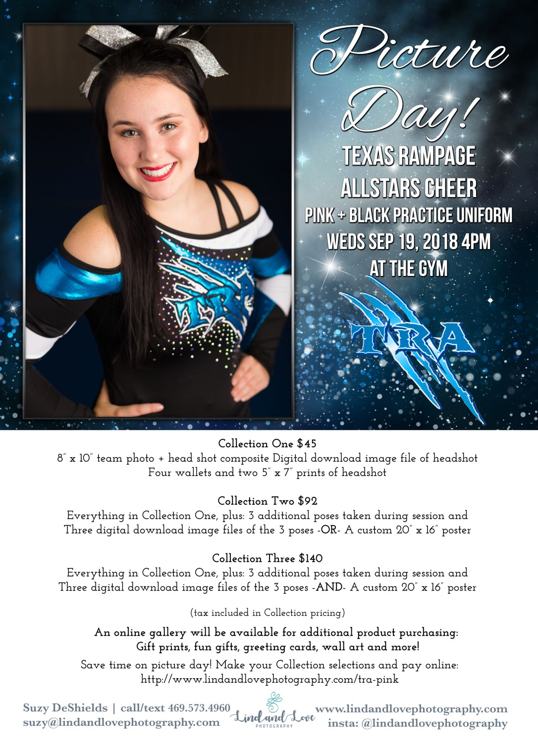 Texas_Rampage_Cheer_Picture_Day_Info